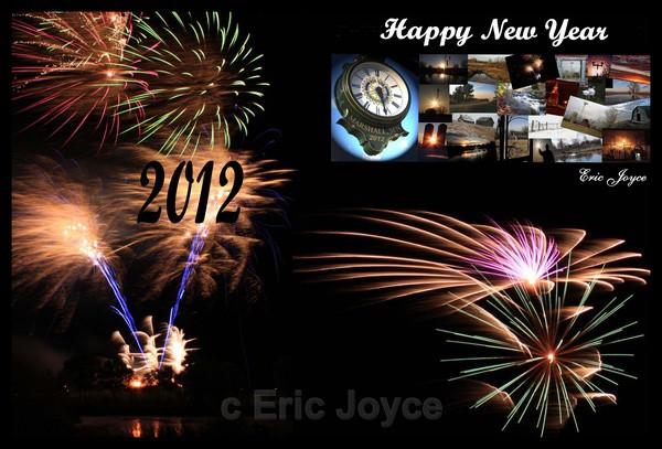 Happy New Year - Marshall, Minnesota