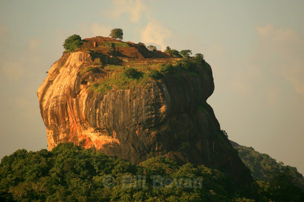 Sigiriya Citidel - Monument