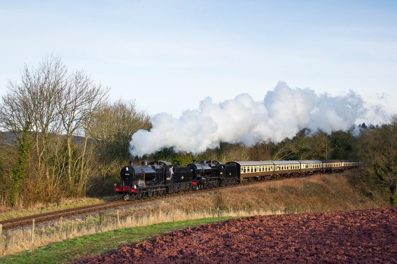 Climbing the Mendips? - The Lure of Steam