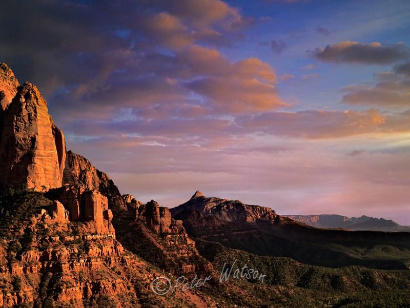 Kolob Canyons Utah - USA