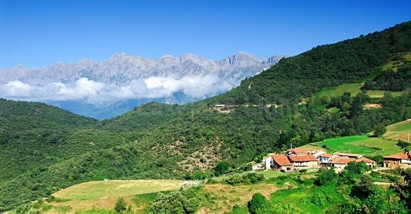 Cambarco View - Picos de Europa, Spain