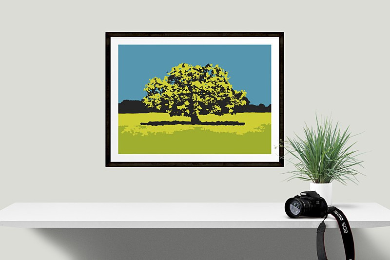 - Countryside Prints