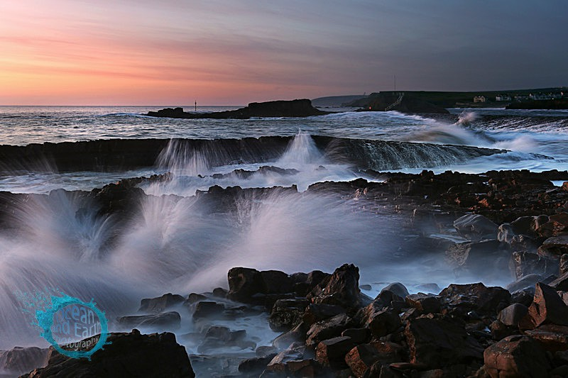 Bude Breakwater - Seascapes