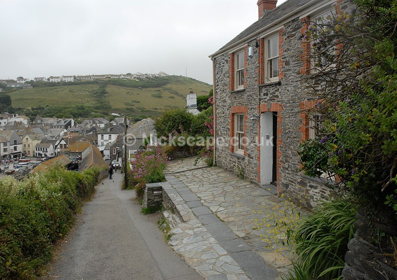 Doc Martins Cottage - Port Issac - Cornwall, UK - Cornwall