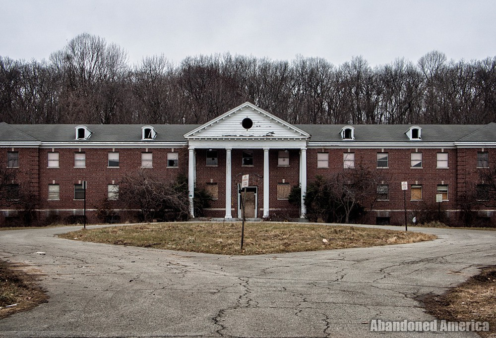 Overbrook Asylum (Cedar Grove, NJ) | Barren - The Essex County Hospital Center