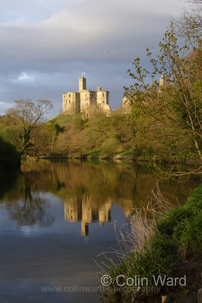 Walkworth Castle Ref 8313 - Northumberland