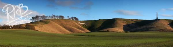 Cherhill White Horse 2 - Panoramic Images