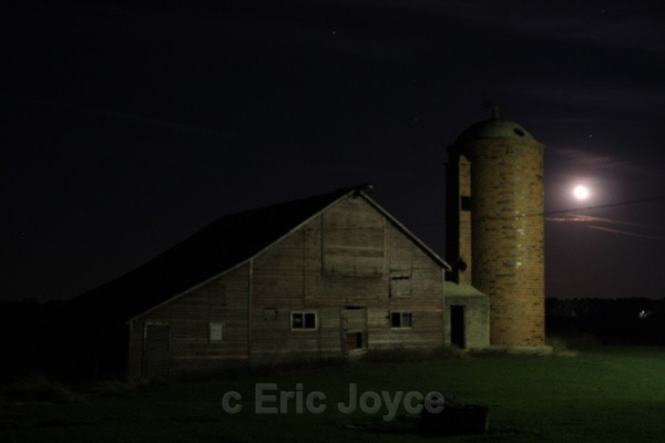 Barn at night - SW Minnesota