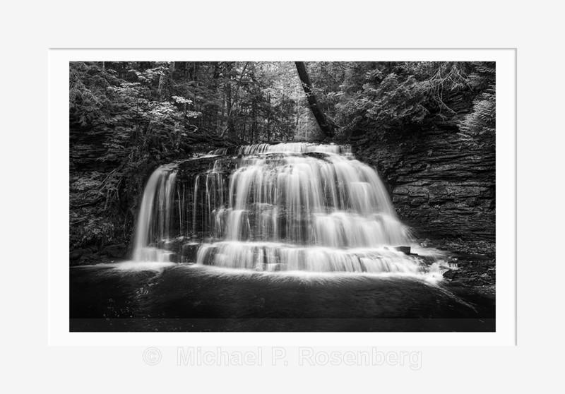 Streams of Water, Upper Peninsula MI (6034) - Upper Peninsula of Michigan