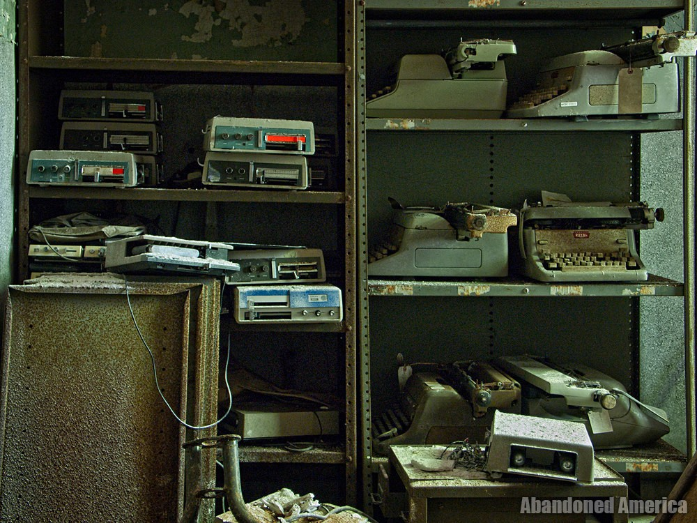 More Typewriters | Norwich State Hospital