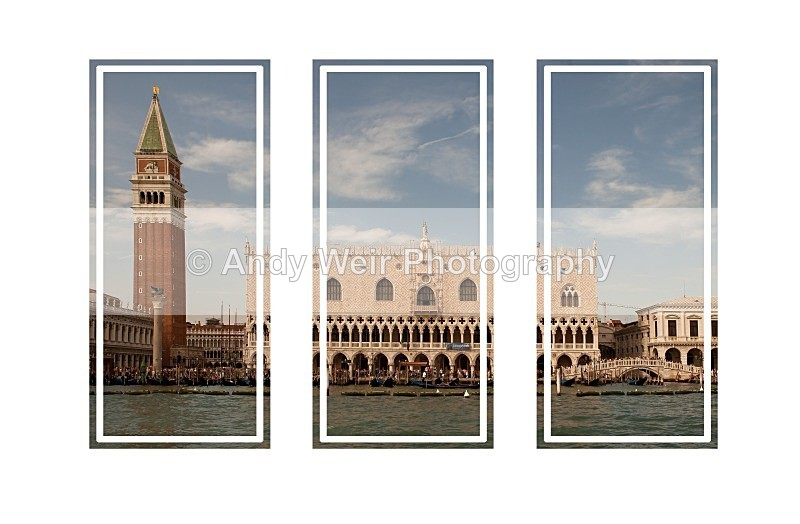 20120926-Venice_Triptych1 - Buildings n Things