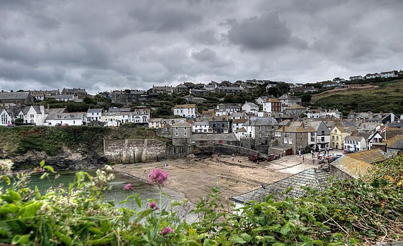 Port Isaac North Cornwall - Cornwall Misc