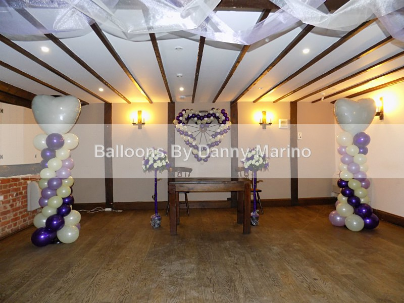 True Love package - Wedding Balloon Photos