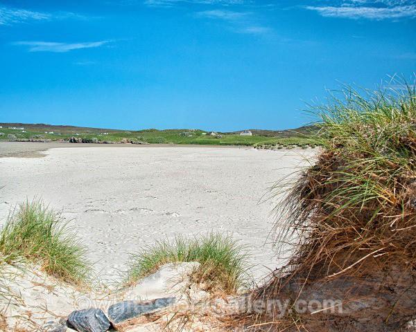 Horgabost Beach Harris - Scottish Highlands