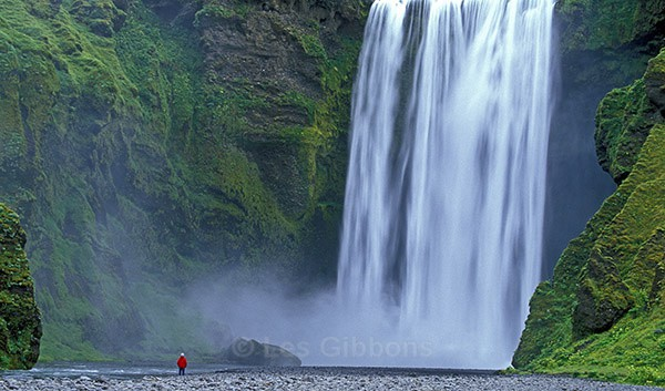 skogarfoss1 - South and Central highlands