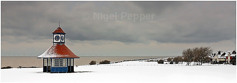 Frinton Wonderland - Snow Pictures