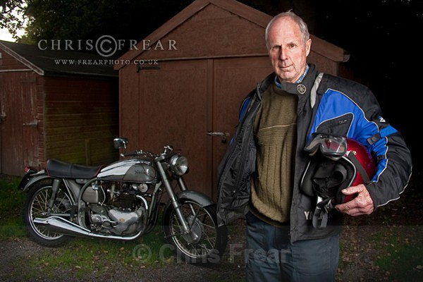 One Man & His Bike 1 - Wheels & Faces