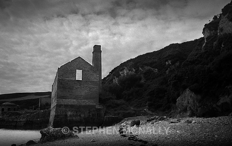 Porth Wen Brick works Anglesey I - Industrial /urban