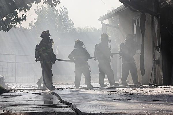Attack Crew - Fallon/Churchill Fire Department