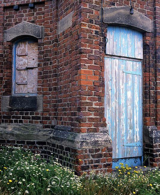 Birkenhead Merseyside England - Urban