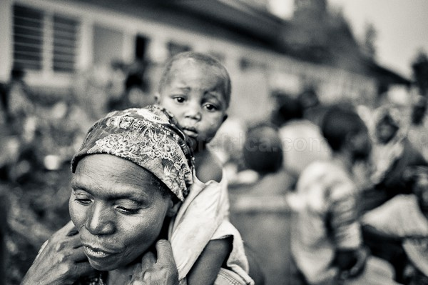 Displaced, Goma, Democratic Republic of the Congo