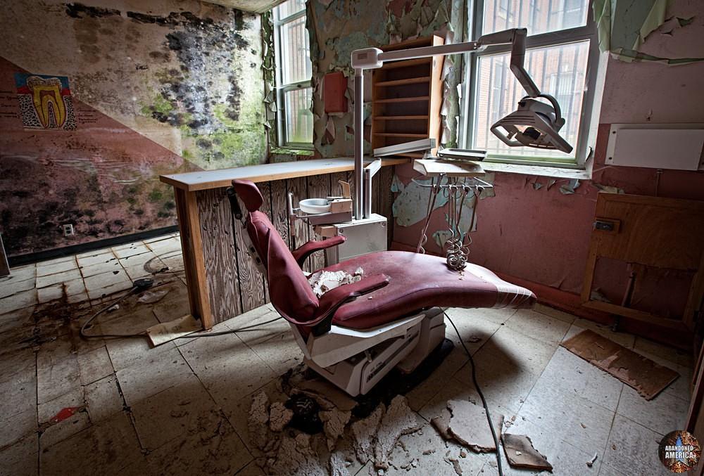 Blackgate Prison*    Abandoned America