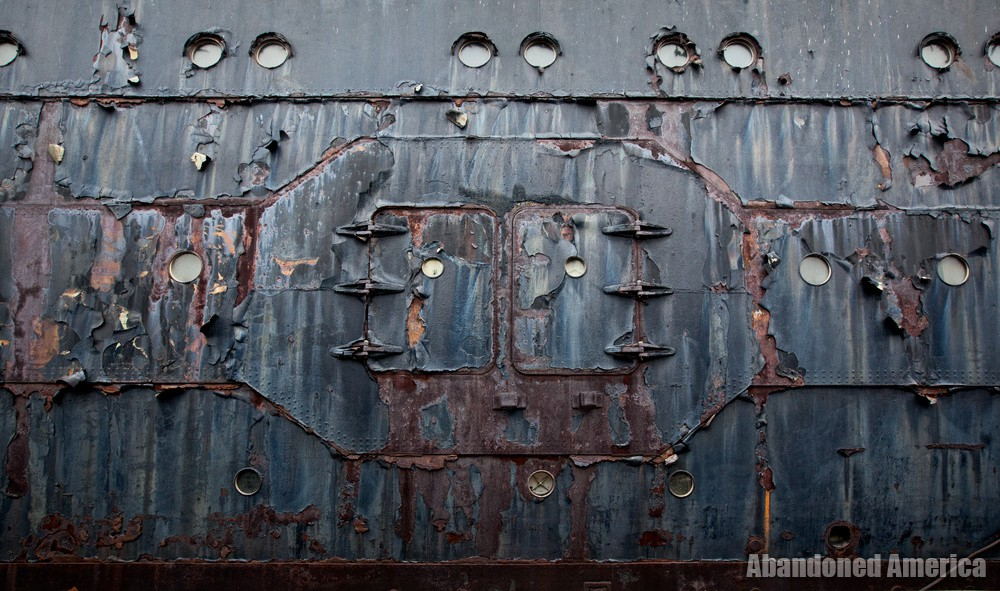 Faded Glory | SS United States (Philadelphia, PA) - SS United States