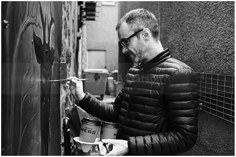 Paul Barnes - Portraits