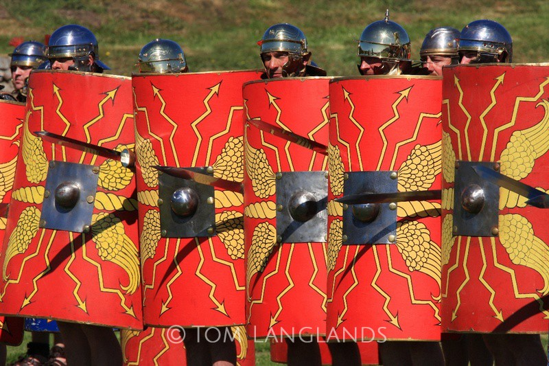 Roman Army - Events