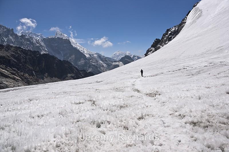 Icy Path - Nepal
