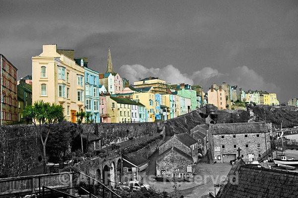 Tenby1011 - Out and About in Wales