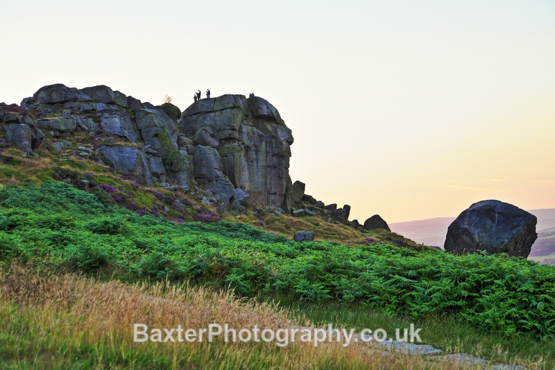 Cow and Calf, Ilkley - Views Around Harrogate: