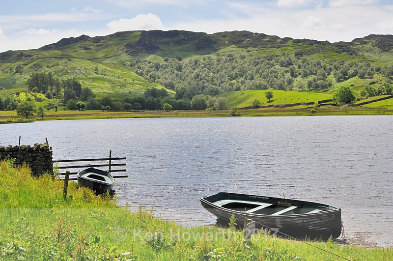 Watendlath lake - Lakeland Landscapes