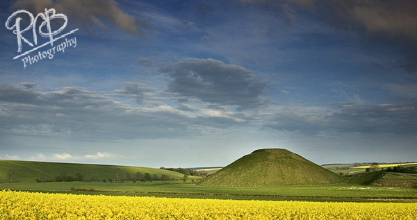 Silbury Hill - Wiltshire & West Country Landscapes