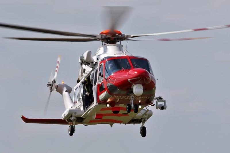 AW139, HM Coast Guard - Aviation