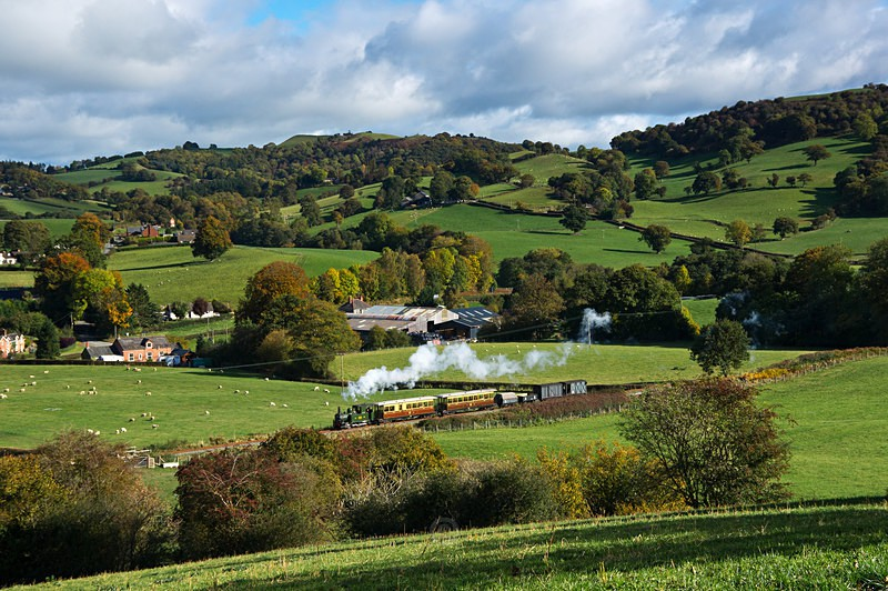 Rural idyll - The Lure of Steam Latest Images