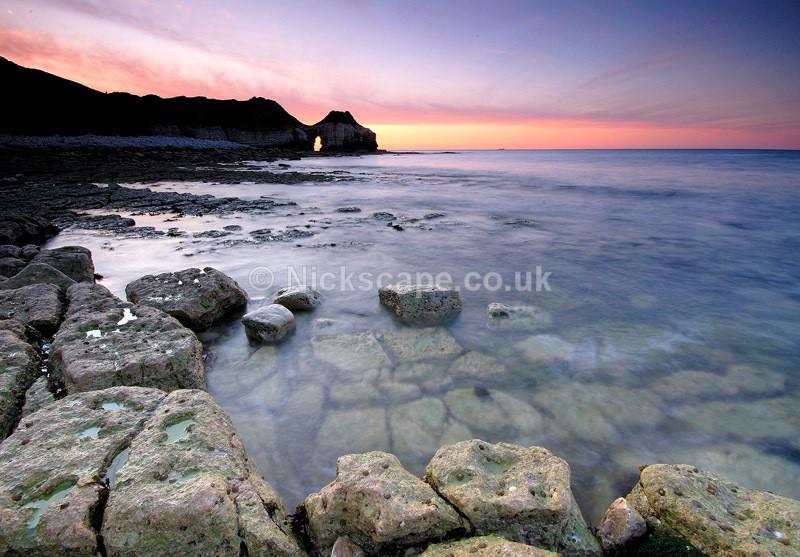 Thornwick Nab on the Yorkshire Coast | Flamborough Head | Yorkshire Gallery
