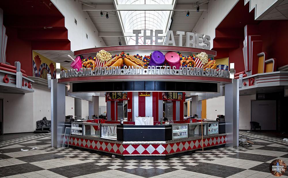 Randall Park Mall (North Randall, OH) | Magic Johnson Theatres - Randall Park Mall