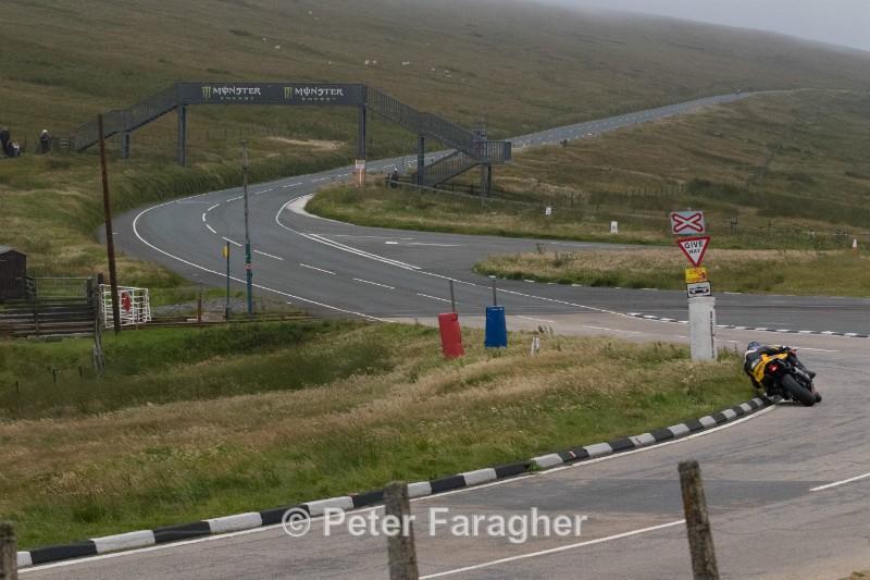 Billy Redmayne - Manx Grand Prix and Classic TT