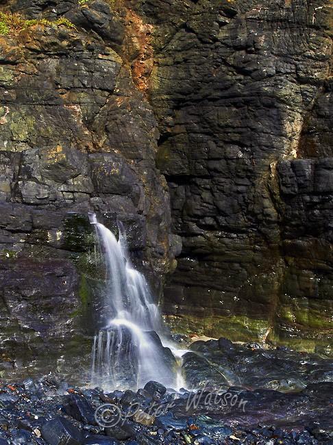 Church Cove Cornwall England - Rivers & Waterfalls
