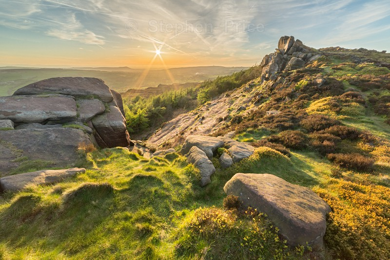 The Roaches Peak District | Sunset Landscape Photography