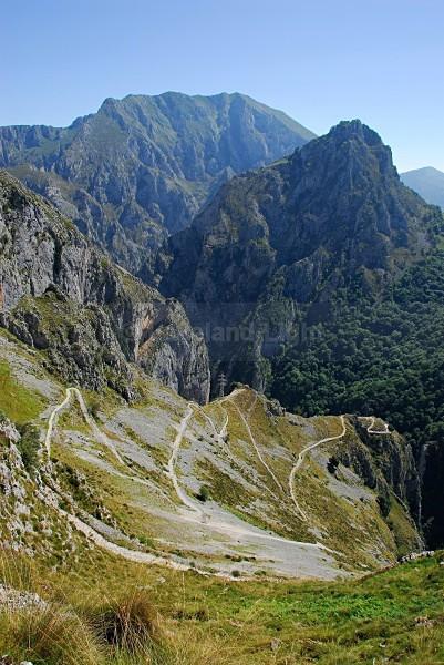 Tresviso Path - Picos de Europa, Spain