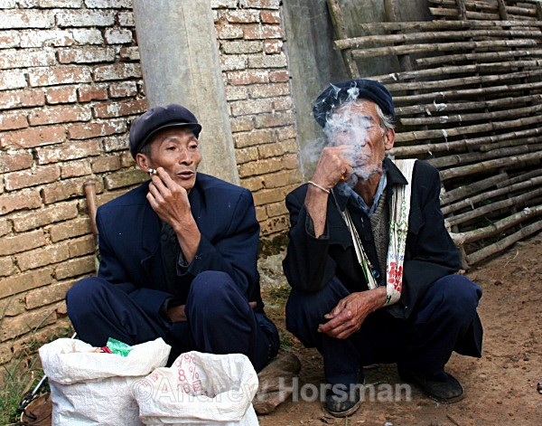 Tobacco Sellers - Travel 3