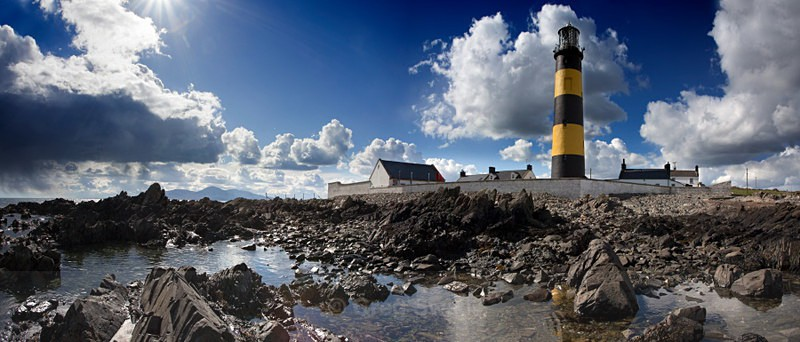 St Johns Lighthouse - The Lecale Coastline