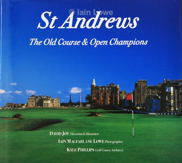 St Andrews Old Course  Open Champions - St Andrews The Old Course and Open Champions