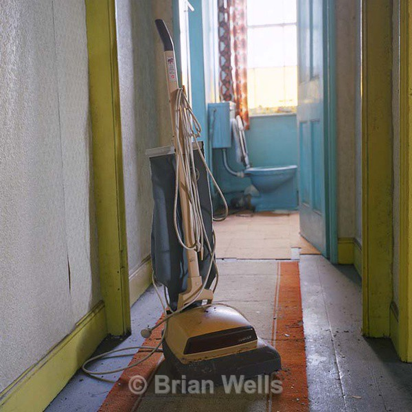 Hoover and a Loo - 'Stanley's Farmhouse'
