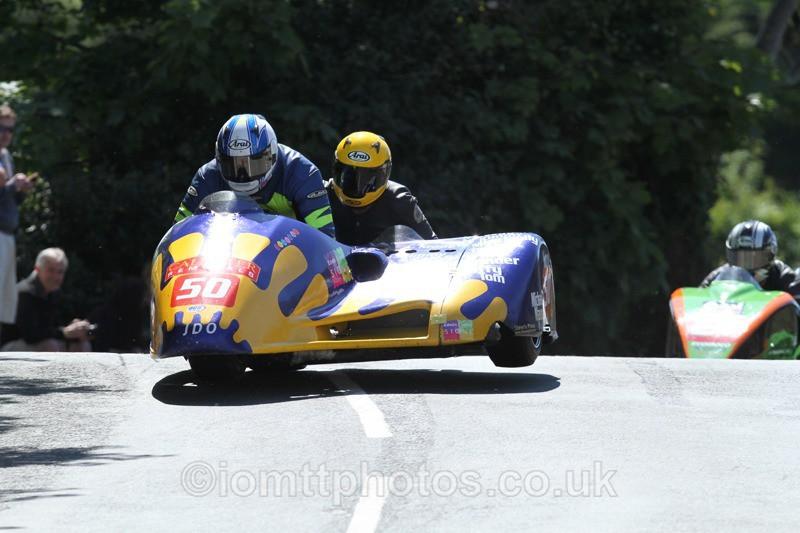 IMG_2407 - Sidecar Race 2 - TT 2013