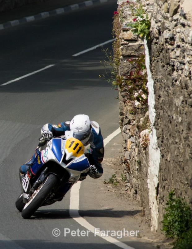 Colin Stephenson - Southern 100 Road Races