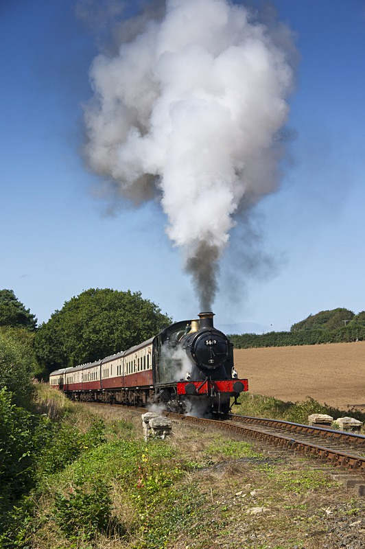Bodmin & Wenford Steam Gala - The Lure of Steam