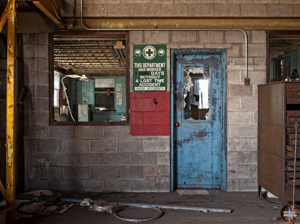 New Jersey Zinc (Palmerton, PA) | Avoid Accidents - New Jersey Zinc